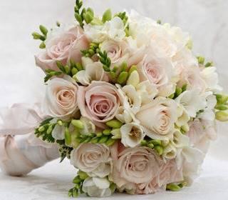 Недорогие синие розы