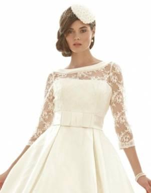 Свадебное платье b в /b стиле 60 -х и ретро.