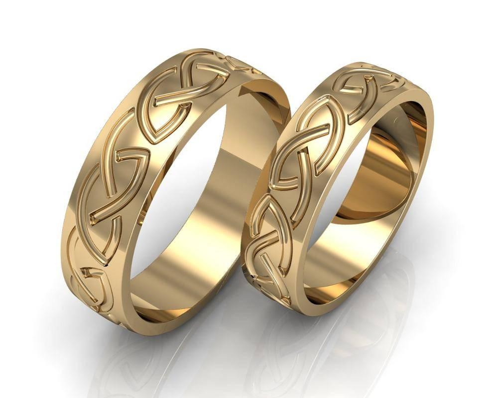 переплавленные кольца