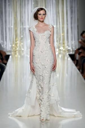 Свадебные платья От Кутюр Дизайнер Alessandro Couture, несмотря на свою молодость, благодаря таланту стал символом свадебной высокой моды