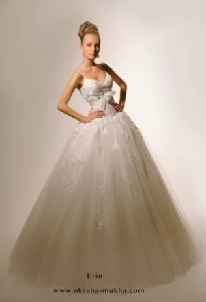 Свадебные платья от Оксаны Мухи