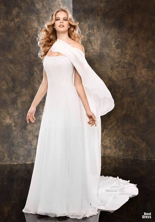 Свадебные платья от кутюр 2013 (70 фото