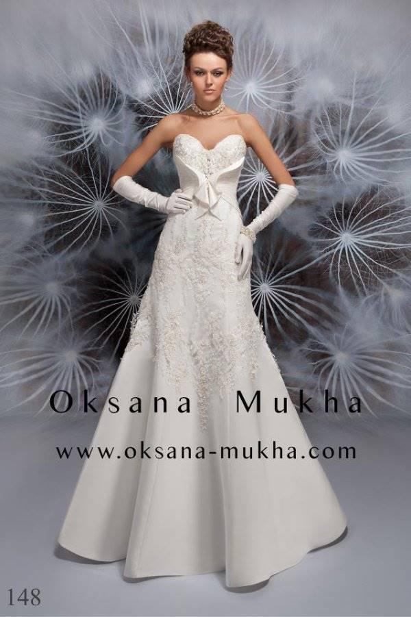 Свадебные платья от оксаны мухи elegance