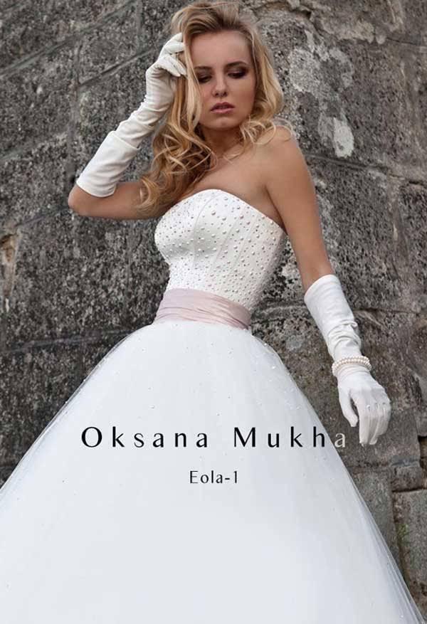 Свадебные платья Оксаны Мухи - Эльза