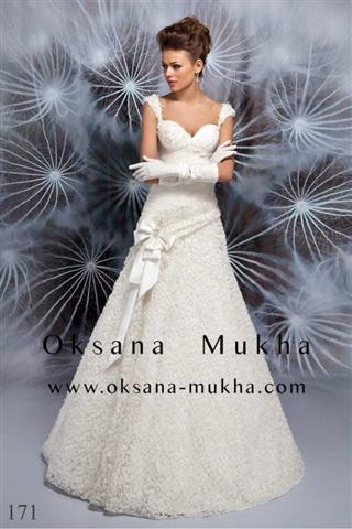 Свадебные платья от оксаны мухи deluxe