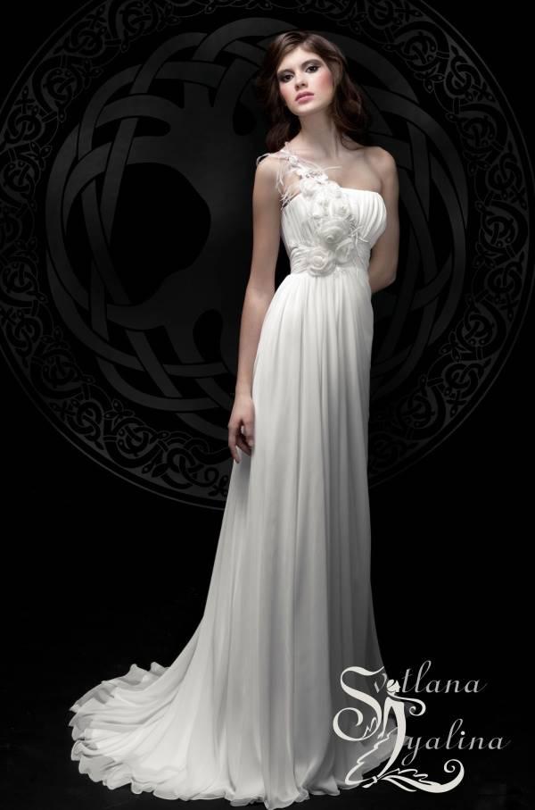 Свадебные платья в Греческом стиле (Ампир) - фото, цена - Интернет