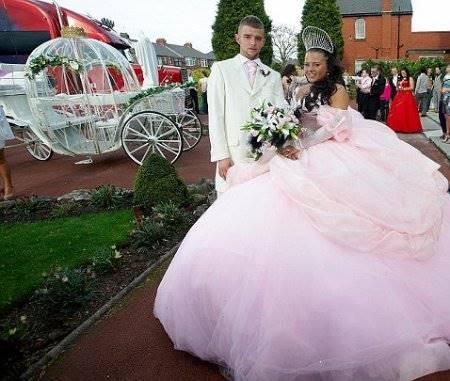 Свадебные платья в народном стиле