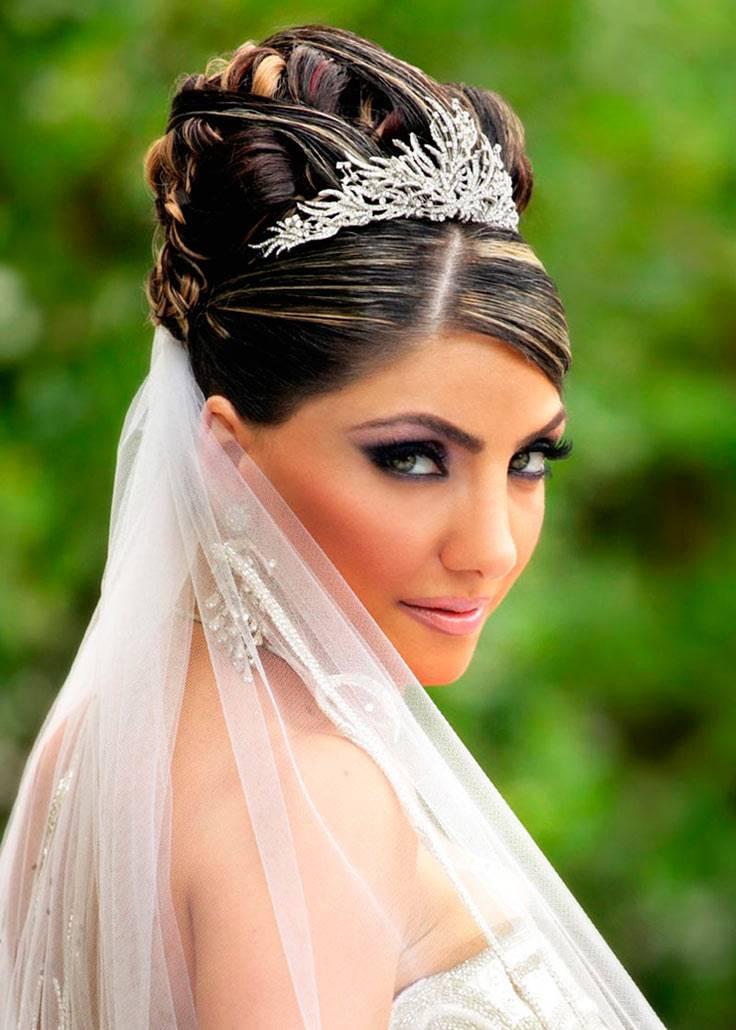 Wedding Saloon :: свадебные причёски 2014 - Свадебные платья и