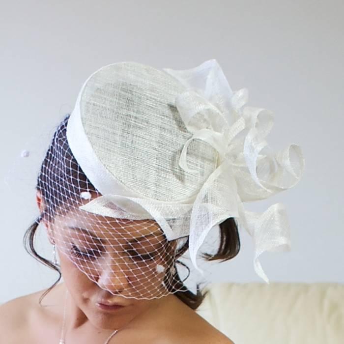 Как сделать шляпку с вуалью своими руками мастер класс для детей