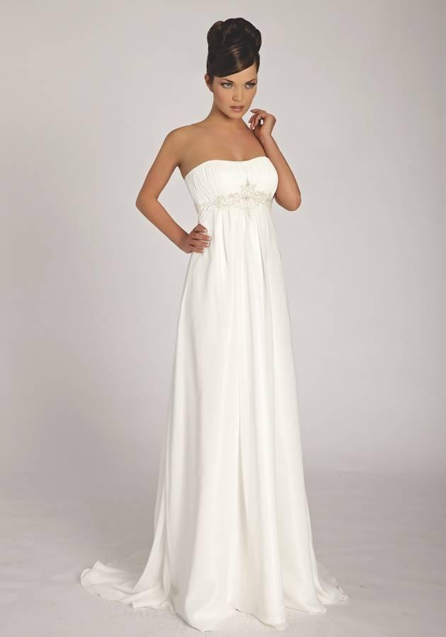 Каталог свадебных платьев для беременны