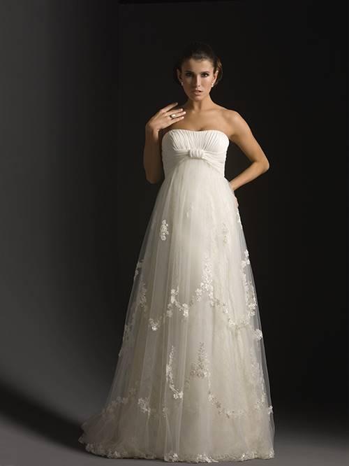Как утягивать свадебное платье