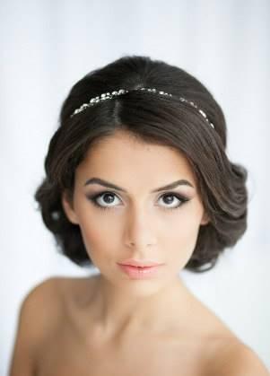 Изобр по > Простая Прическа на Средние Волосы