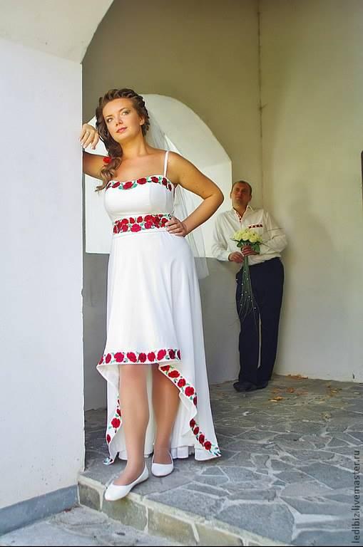 Вьетнам свадебное платье
