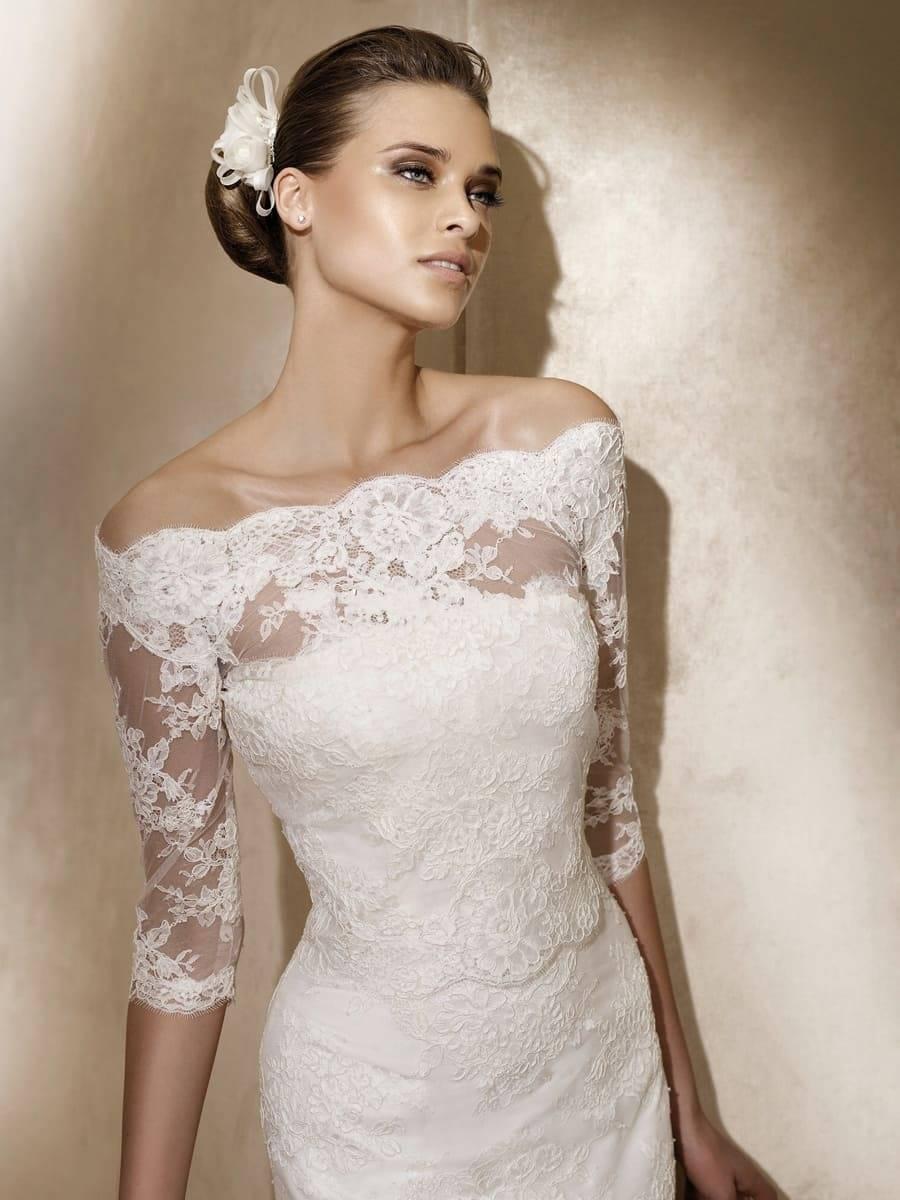 Кружевное Свадебное Платье В Казани 2
