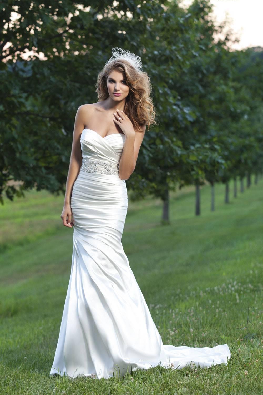Тольятти Свадебное Платье Рыбка 91