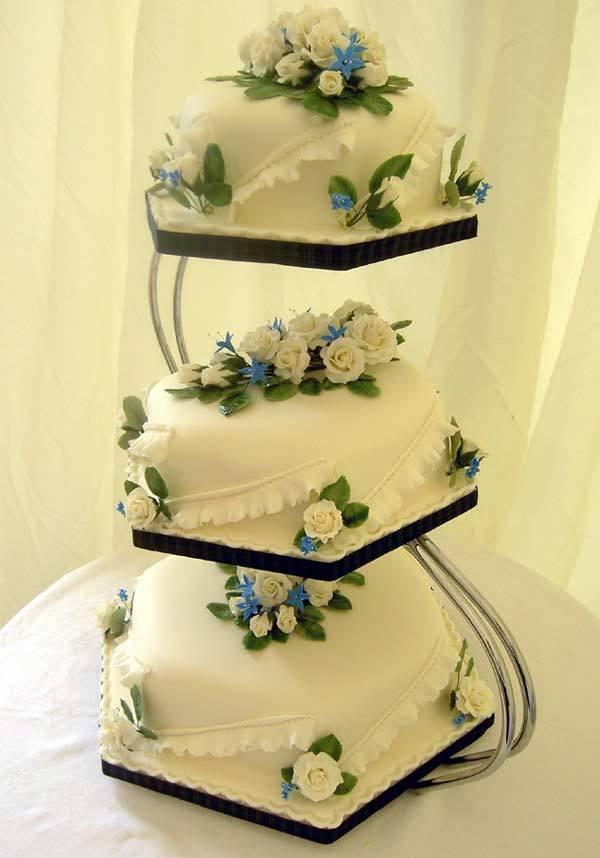 Фото красивые подставки тортов