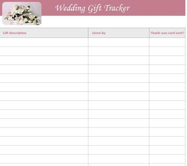 списки гостей на свадьбу для тамады образец - фото 3