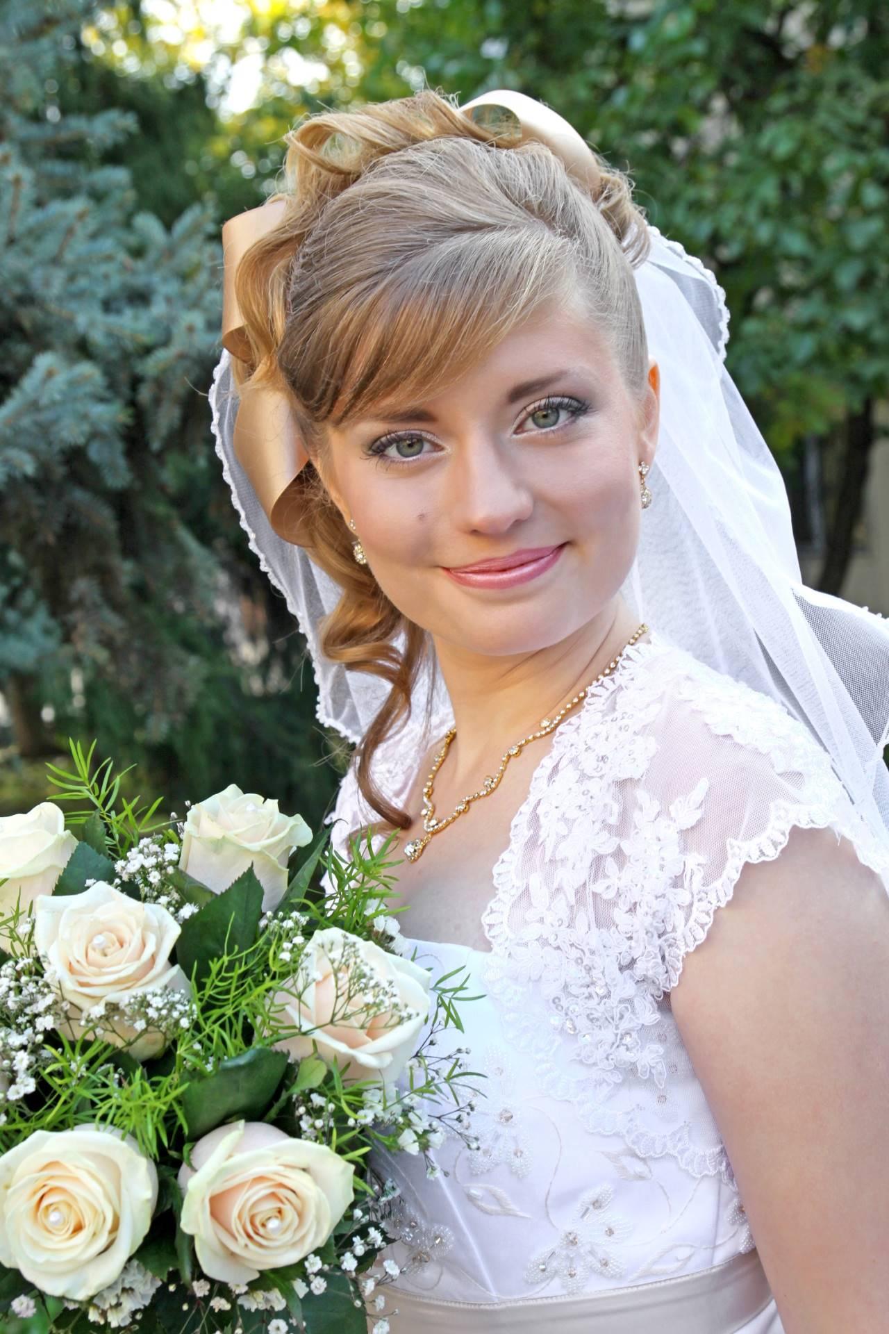 Веселые конкурсы для женихом и невестой