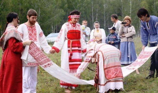 Свадебные традиции и обряды в украине